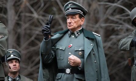 Ben Kingsley in Operation Finale.