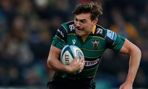 George Furbank earned a place in the England squad after impressing for Northampton.