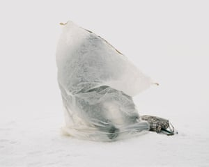 """""""These ice fishers improvise and adapt to their environment in ingenious ways, just as their forebears did"""""""
