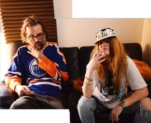 'I don't take him seriously at all at this point' … Royal Trux.