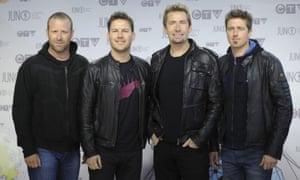 Nickelback: perfect Trump soundtrack, or writers of secret anti-Trump songs?