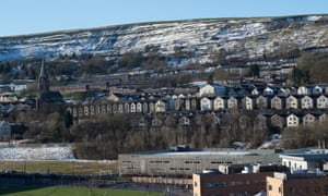 View of Ebbw Vale: 'It ain't worth looking for any work up here.'