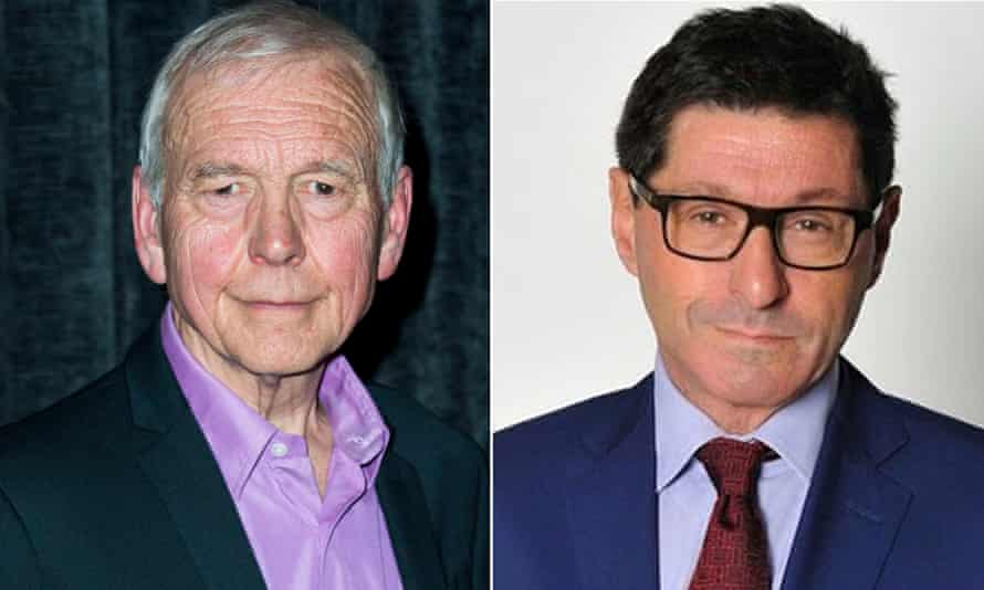John Humphry was recorded joking with Jon Sopel about Grace's resignation.