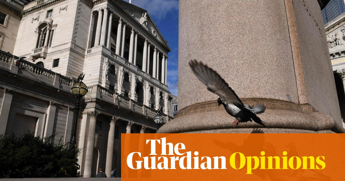 When does the Bank's relaxed stance become complacency?