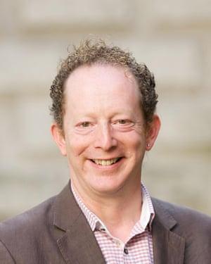 Dr Daniel Glaser.