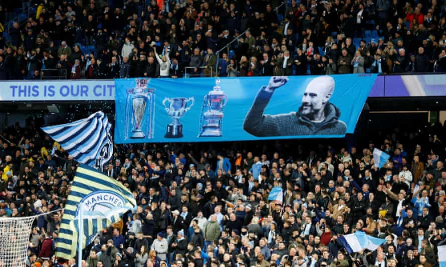 They're out to get us,' say furious Man City fans over Champions League ban  | Manchester City | The Guardian