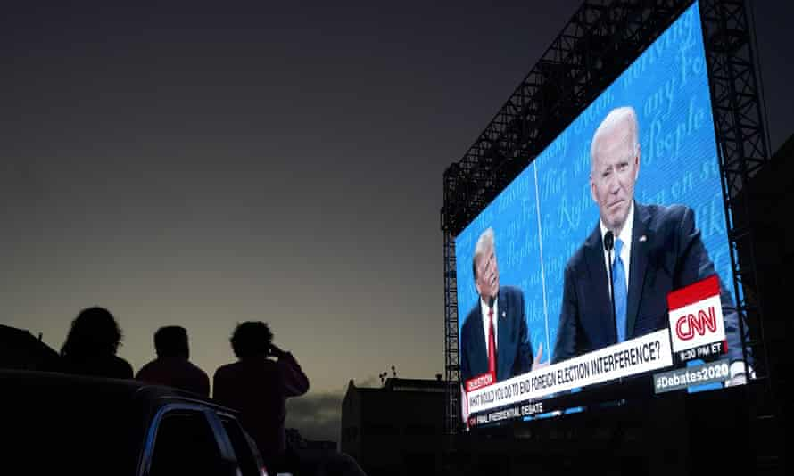 Participants in a CNN panel of undecided North Carolina voters said that Trump's strength in the debate was his focus on the economy, while Biden's strength was his emphasis on 'unifying' Americans.