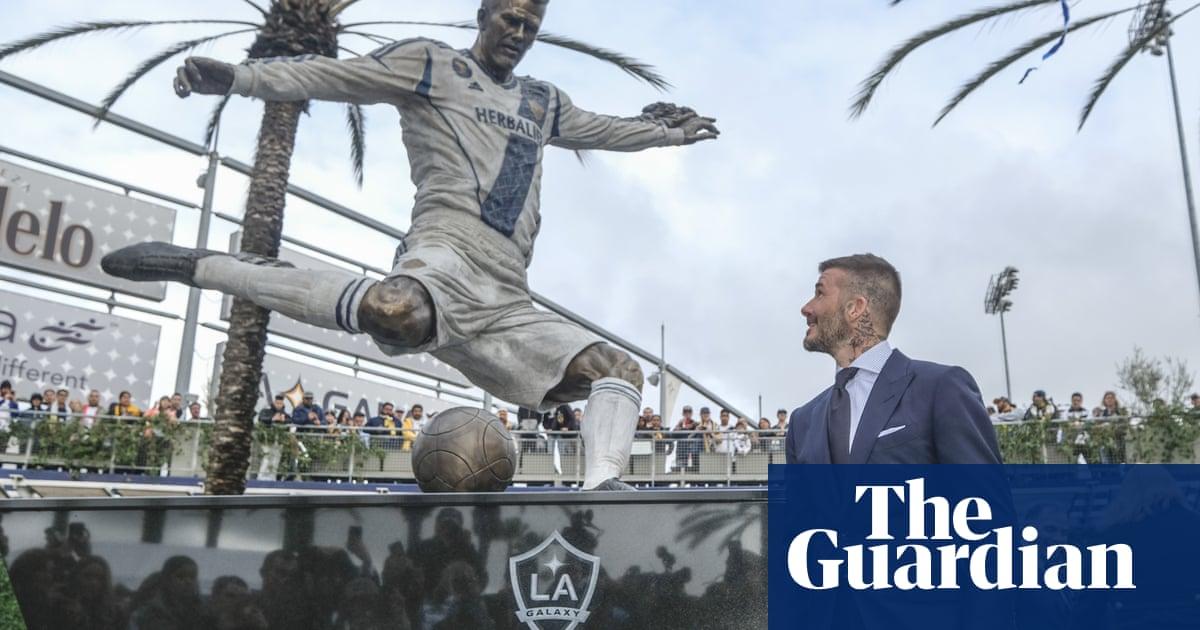 4d6bb6e8b Why many LA Galaxy fans don't believe David Beckham deserves a statue