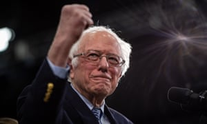 Bernie Sanders is coming in fresh off winning the New Hampshire primary.