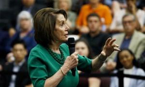 Nancy Pelosi described Facebook as 'accomplices of false information'.