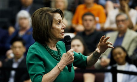 Pelosi condemns Facebook over 'false information' after doctored video – as it happened
