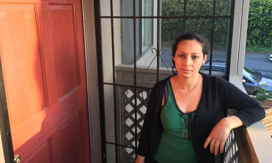 Sandra Zamora: 'Facebook is just ruining the community.'
