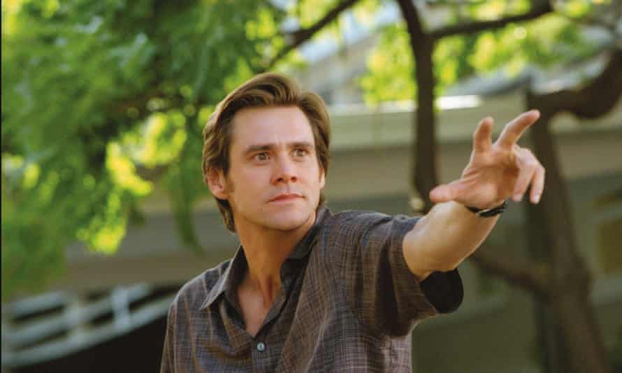Bruce Almighty … featured God's number (which he shared with a few other people).