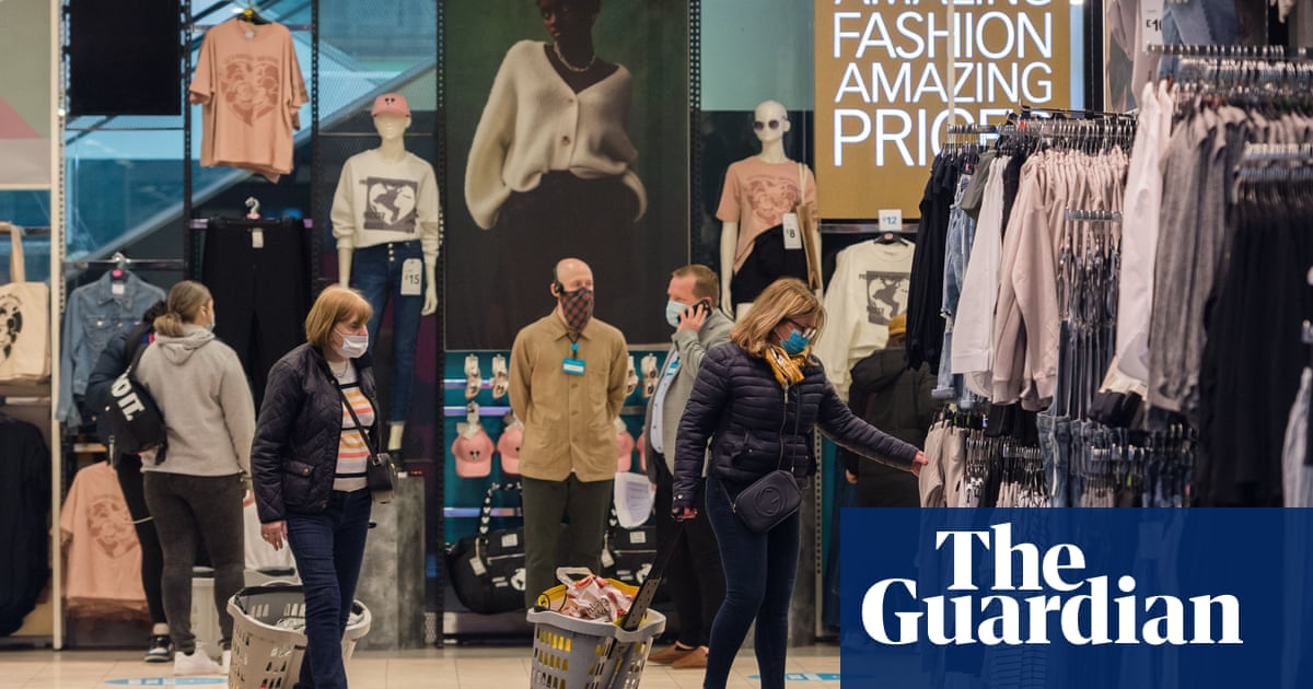 Primark hit by 'pingdemic' but it says supply crisis won't lead to shortages