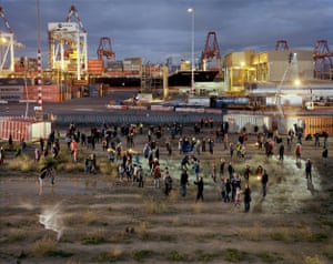 Crowd Theory: Port of Melbourne, 2008