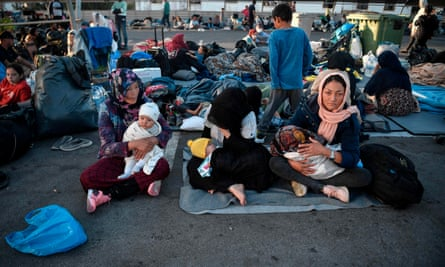 'There has been a 44% increase in the number of refugees, 50% of whom are women.'