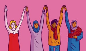 'Women worldwide are fed up and that frustration was on display in ways that felt unusually visible and global.'