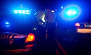 personal drug use arrests report