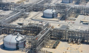 Saudi Aramco's Manifa oilfield