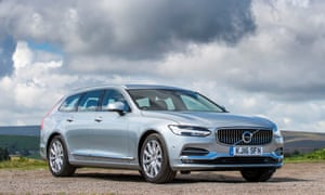 Country wise: the Volvo V90