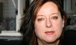Julie Burchill in 2008