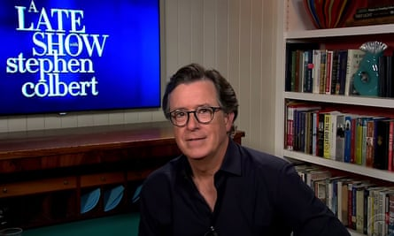 Stephen Colbert on federal agents arresting protesters in unmarked vehicles in Portland: 'OK, it goes without saying doxxing is bad. I wish it went without saying that having a secret police is way worse'