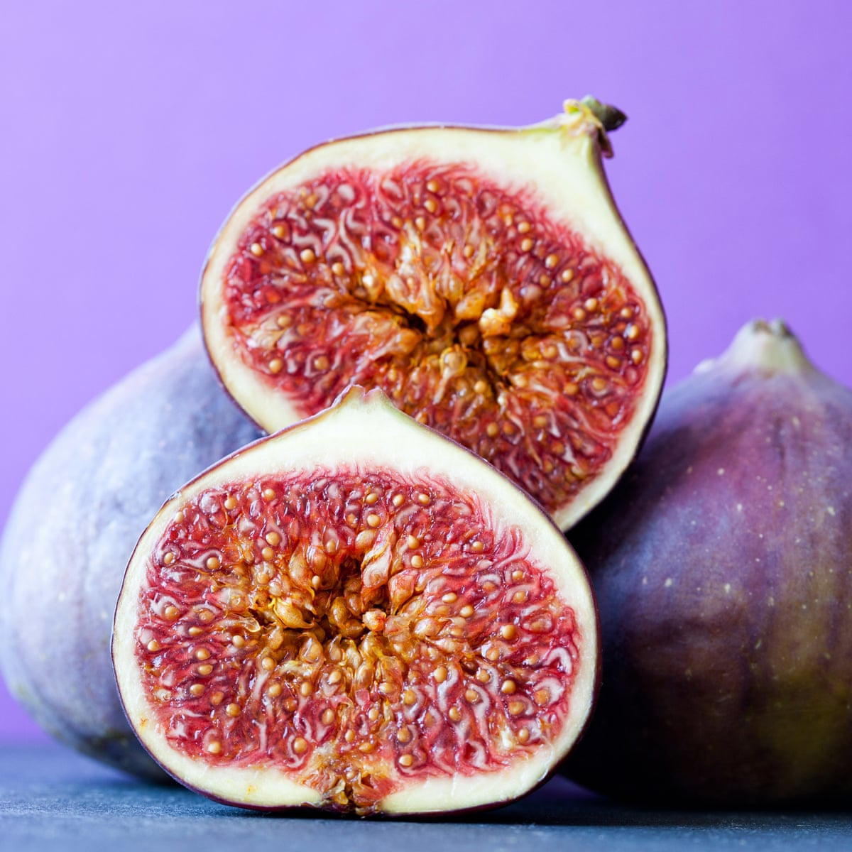 Meaty, jammy and very Instagrammable: why figs are having a moment | Food |  The Guardian