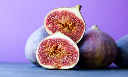 Figs… artisanal and complex.