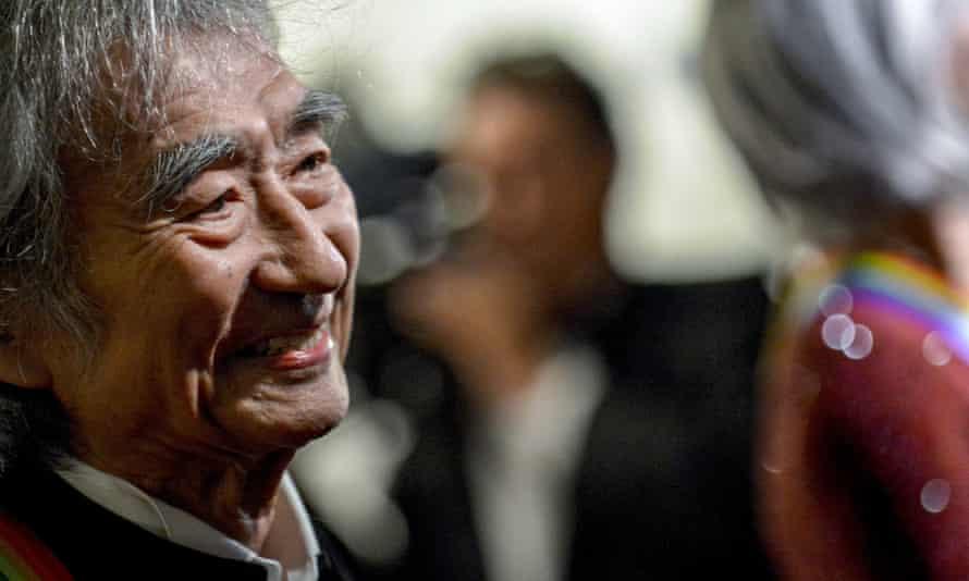 Seiji Ozawa.