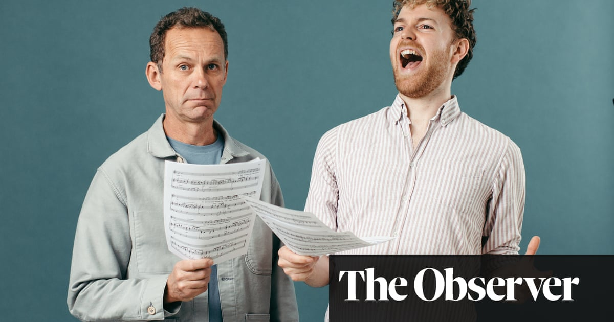 Learning to overcome my fear of singing was as easy as do-re-mi
