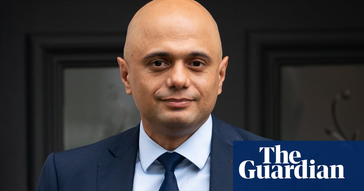 What's in Sajid Javid's in-tray at the department of health?