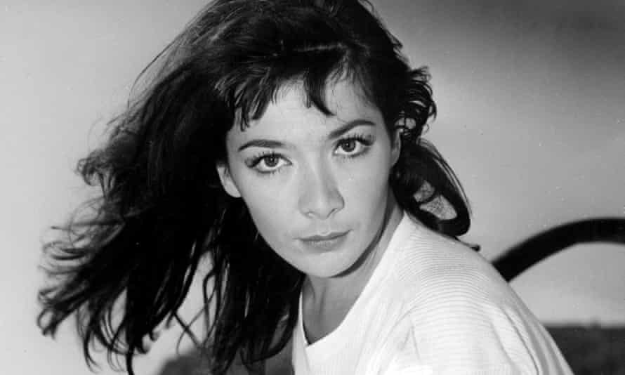 Juliette Greco in the 1950s. The poets and philosophers of her Paris milieu saw in her a modern femme fatale
