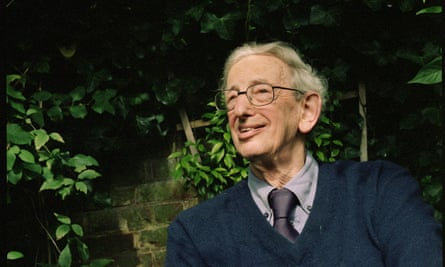 Eric Hobsbawm: probably the world's best-known historian.
