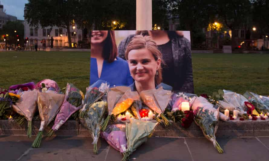 Tribute to assassinated MP Jo Cox