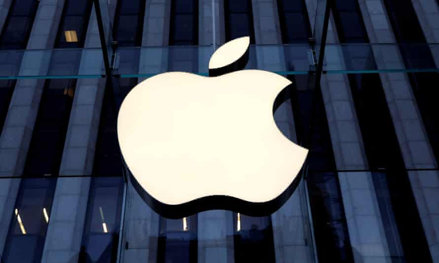 Apple reported record-high earnings for its fourth quarter.