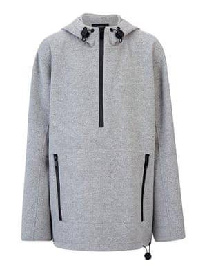 Jacket, £595, by Joseph.