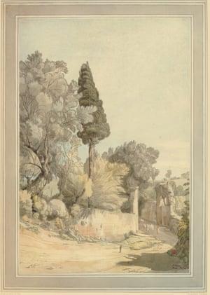 فنان بريطاني رومانسي يحاكي بريشته الواقع الإيطالي القديم