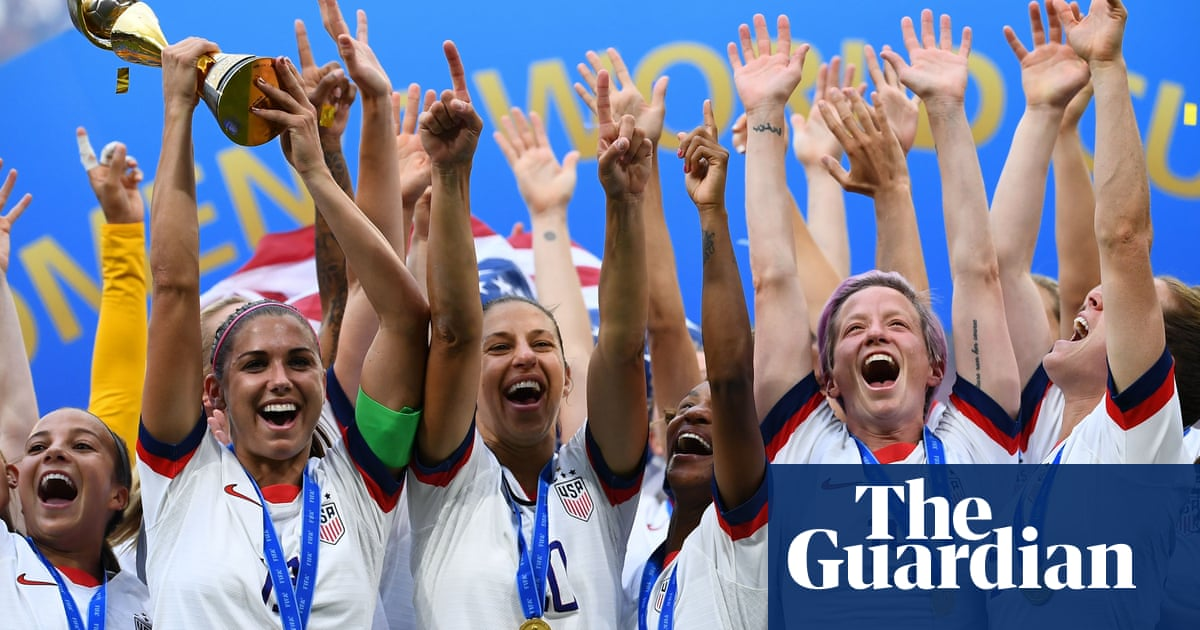 We wont accept anything less: Megan Rapinoe firm as equal pay talks break down