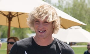 Logan Paul has 15 million subscribers on YouTube.
