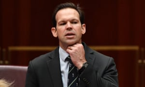 Nationals senator Matt Canavan
