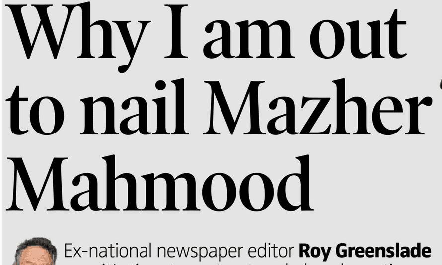 The Independent on Sunday on 16 April, 2006.