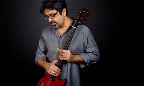Rez Abbasi: Unfiltered Universe review – punchy jazz guitarist merges west and east