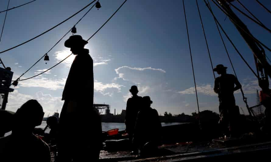 An EU delegation is in Bangkok to assess whether Thailand has done enough to tackle illegal fishing and avoid a ban on seafood exports to the EU.