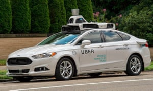 Uber recently began testing self-driving cars in Pittsburgh.