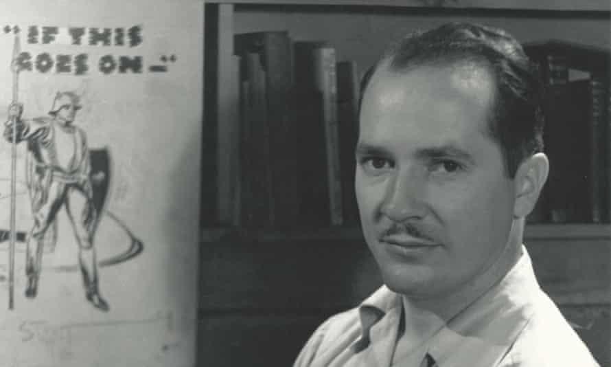 Robert A Heinlein.