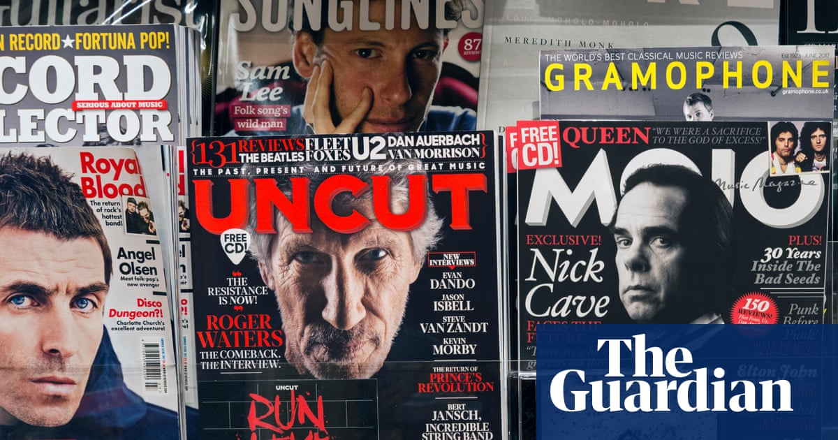 Like A Tap Being Turned Off Music Magazines Fight For Survival In Uk Music The Guardian