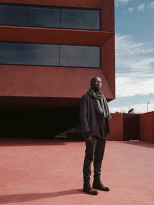 'I spend a lot of time at the start of a project listening and absorbing and visiting': David Adjaye.