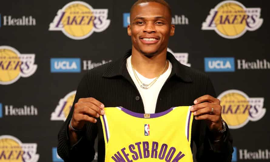 Russell Westbrook has averaged a triple-double in four seasons and is the all-time leader in the category.