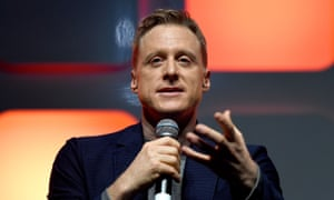 Alan Tudyk: 'I'm 7 ft 1 and black in this movie, which is really my inner person.'