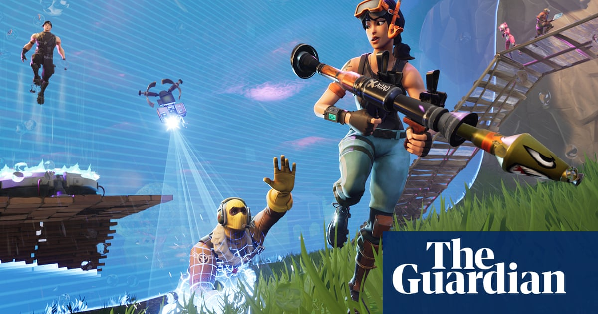 Why Cant People Stop Playing Fortnite Games The Guardian - Famous video game designers